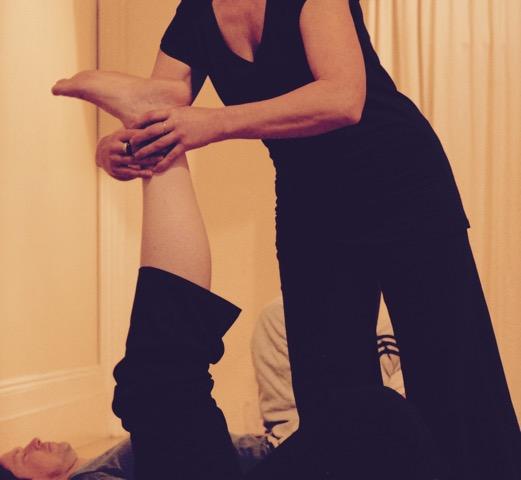 Personal Yoga Session in Brighton